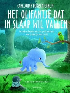 Het olifantje dat in slaap wil vallen